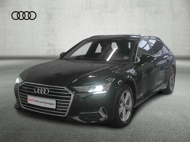 Audi A6 - Avant 45TDI sport/LED/Leder/Pano/Navi /AHK