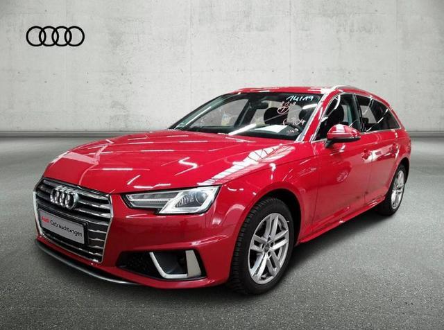 Audi A4 - Avant 35 TDI sport S-tronic S-line,Navi ,DAB