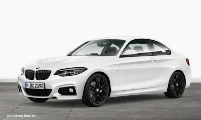 BMW 2er 220i Coupé EURO6 M Sport HK HiFi DAB LED Navi Pr