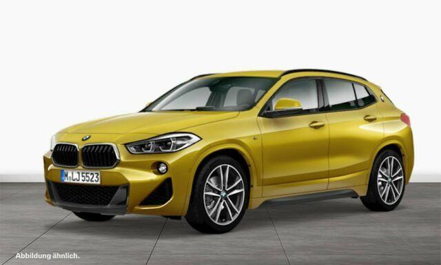 BMW X2 - xDrive18d EURO6 M Sport Head-Up HiFi DAB LED