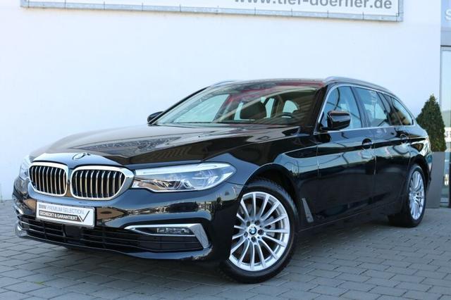 BMW 5er 520d A Tour. Luxury Line IINTEGRAL/HuD/STANDHEIZ