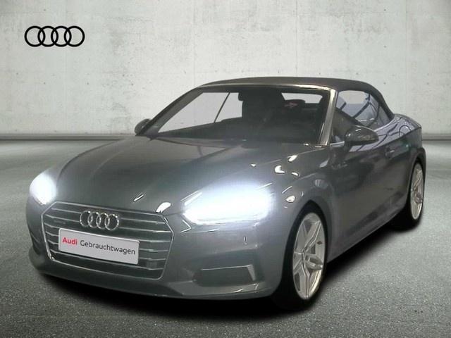 Audi A5 - Cabriolet sport 40 TDI S-tronic S line Navi