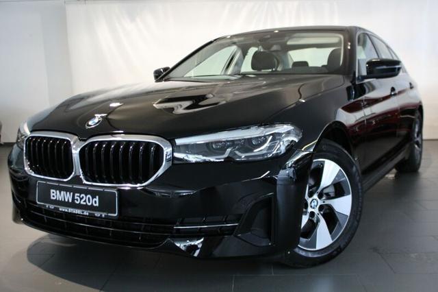BMW 5er - 520d Limousine