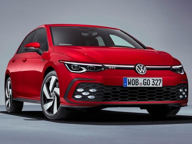 Volkswagen Golf - 8 GTI 2.0 l TSI OPF 180 kW (245 PS) 7-Gang-DSG LED Einparkhilfe Navig