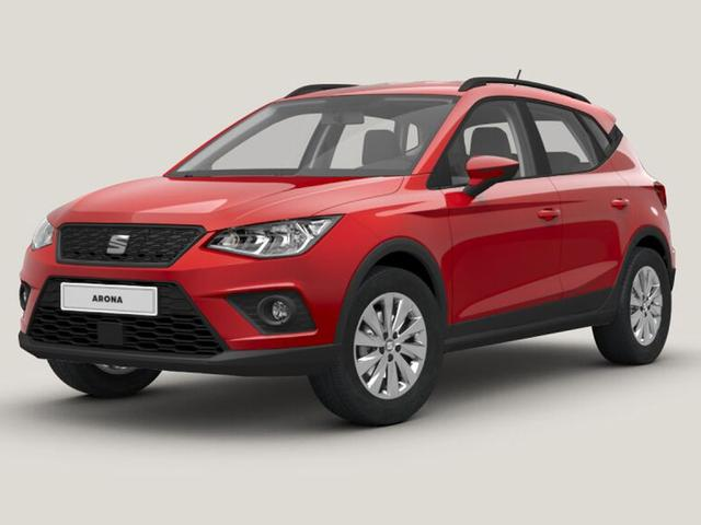 Seat Arona - Style 1.0 TGI 66 kW (90 PS) 6-Gang