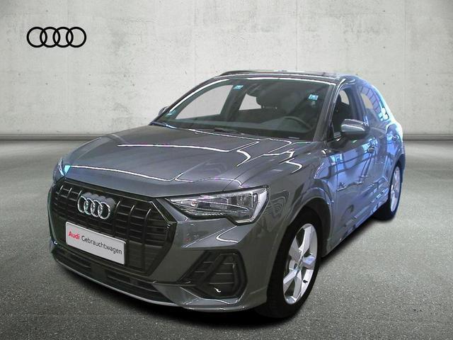 Audi Q3 - 35TFSI 2x S line /Navi /AHK/B&O/DAB