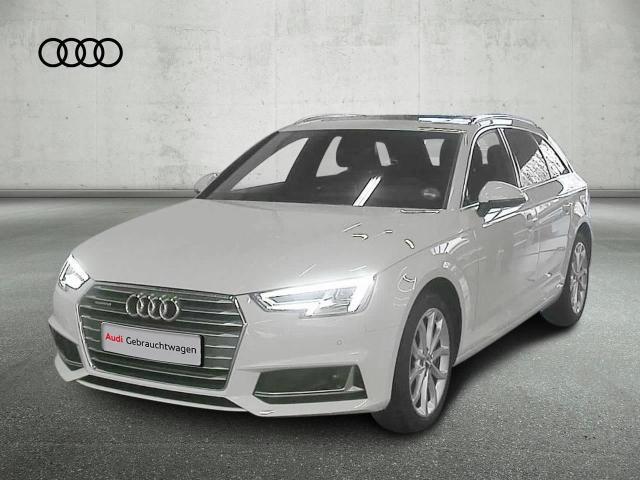 Audi A4 - Avant 40TDI sport/LED/ACC/Pano/Kamera