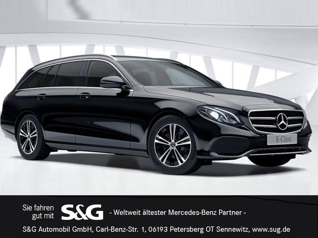 Mercedes-Benz E-Klasse E 200 T-Modell AVANTGARDE Parkassistent Media Display