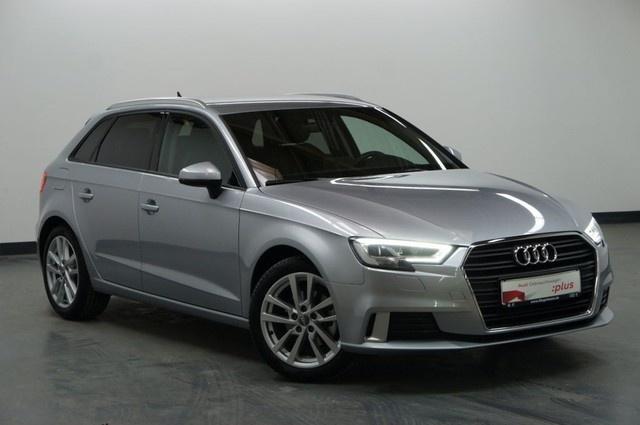 Audi A3 - Sb. 35 TFSI sport LED Navi DAB Bluetooth