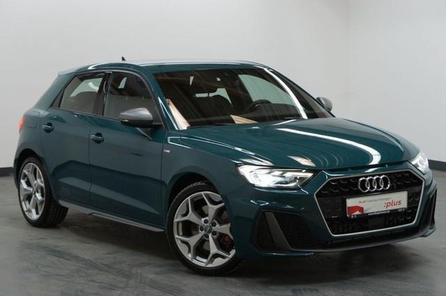 Audi A1 SB 40 TFSI S-tronic S line Sportpaket Navi