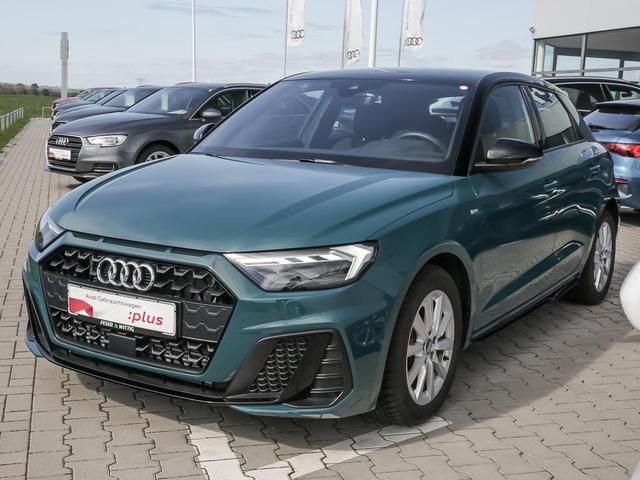 Audi A1 - Sportback 40TFSI S line LED/Navi /ACC/Kessy/D