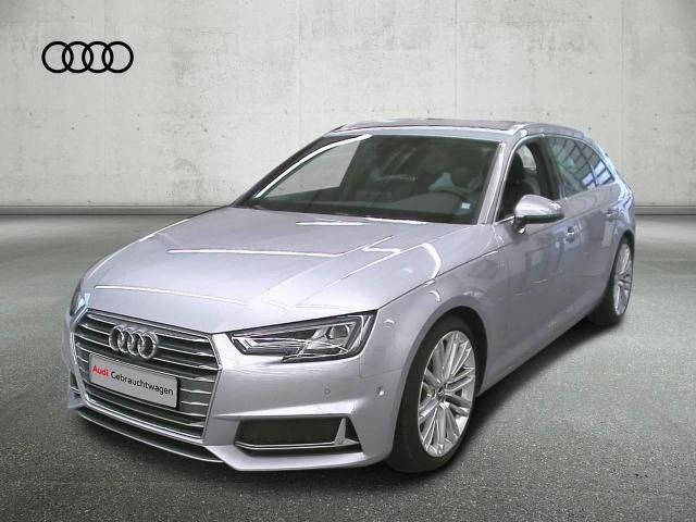 Audi A4 - Avant 35TFSI S line /LED/Navi /19/AHK