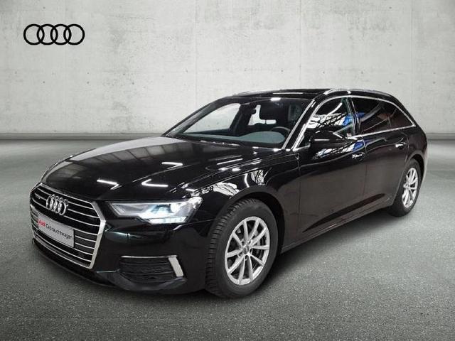 Audi A6 - Avant Design 50TDI Leder/Pano/AHK/Dämpferr/18