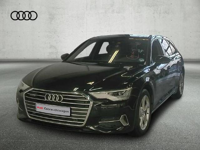 Audi A6 Avant Sport 45TDI q. LED/Leder/Pano/AHK/Dämpf