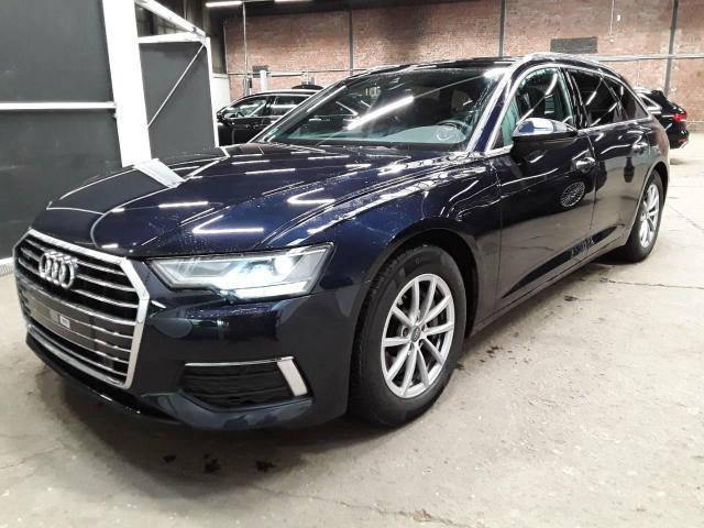 Audi A6 Avant 50TDI design/Leder/Pano/AHK/Kamera