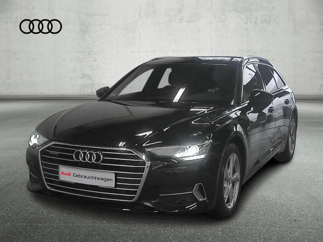 Audi A6 - Avant 45TDI sport/Leder/Pano/AHK/Memory