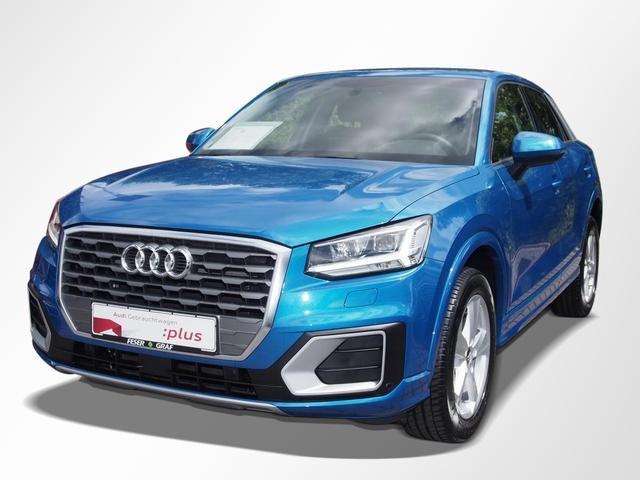 Audi Q2 - Sport 30 TDI S tronic PDC NAVI LED Tempomat