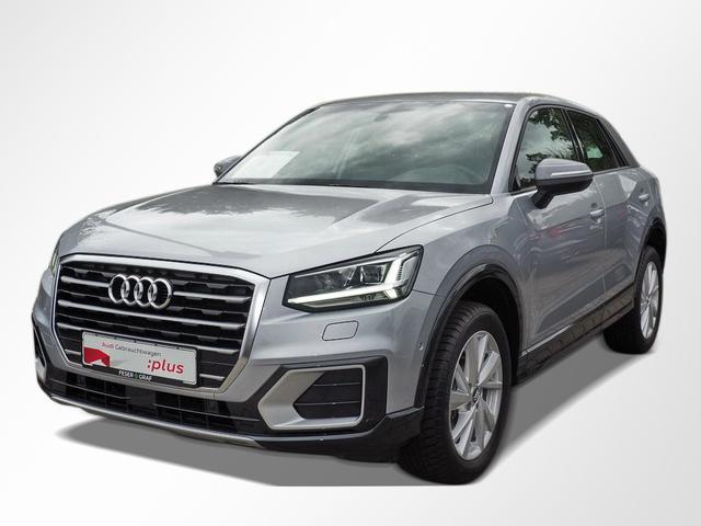 Audi Q2 - Sport 30TFSI LED NAVI Tempomat 17` ParkAssist