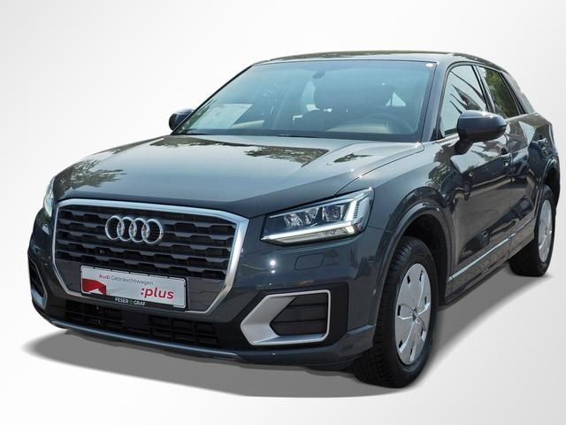 Audi Q2 Sport 30 TDI NAVI+LED+ Tempomat+Alu-17`