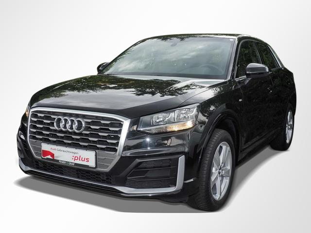 Audi Q2 - Sport 30 TDI S tronic line ACC DAB NAVI 17`