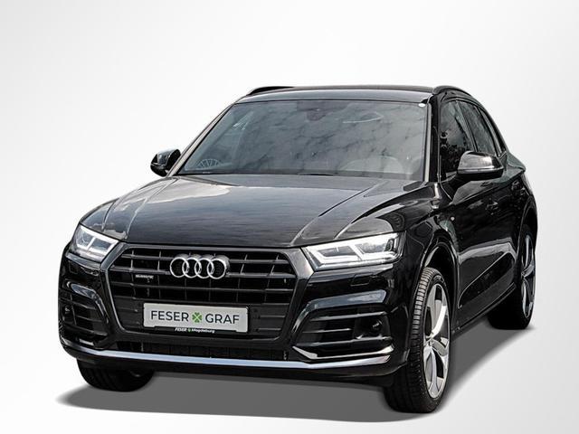 Audi Q5 - 40TDIqu. S tronic 3x line /LED/ACC/21/Navi