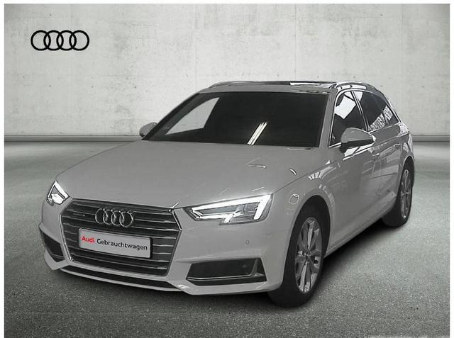 Audi A4 Avant 40 TDI quattro sport S-tronic Pano/LED