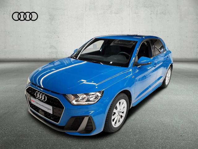 Audi A1 Sportback 25TFSI S line/Sitzhzg/PDC/DAB