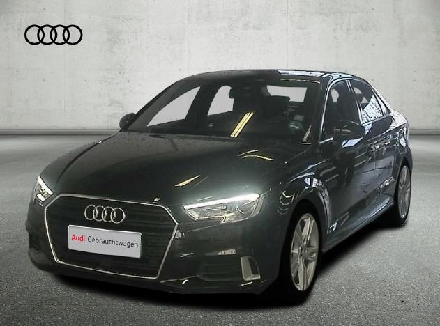 Audi A3 Lim. Sport 30TDI Xenon/Navi plus/Komfort-P/17
