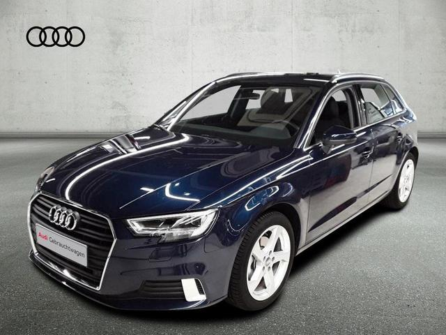 Audi A3 Sportback - g-tron 30 S tronic sport/LED/Navi