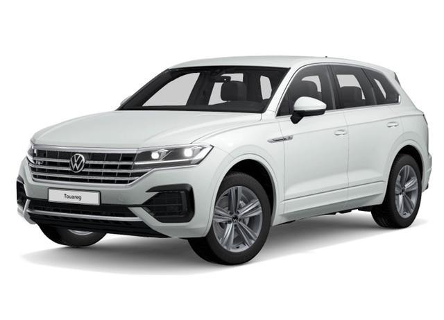 Volkswagen Touareg - R-Line 3,0 l V6 TDI SCR 4MOTION 170 kW (231 PS) 8-Gang-Automatik (Tiptronic)