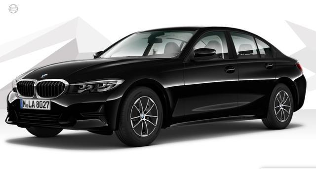 BMW 3er - 318i Limousine EROBERUNG AKTION AHK,NAV, PDC, S