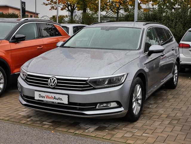 Volkswagen Passat Variant 2.0 TDI Comfortl. DSG ACC LED Nav
