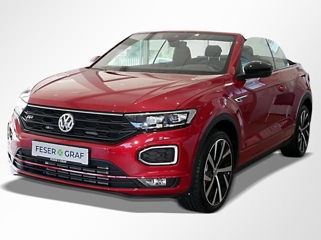 Volkswagen T-Roc - Cabriolet 1.5 l TSI Navi/beats/DAB