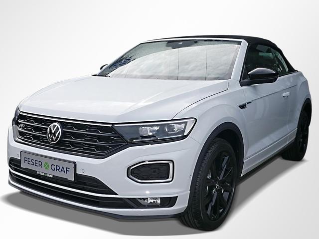 Volkswagen T-Roc 1.5 TSI Cabriolet Navi/beats/DAB+/Kamera