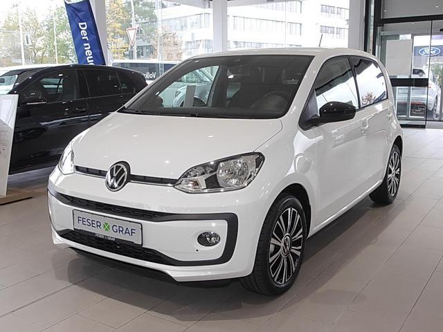 Volkswagen up - up! 1.0l TSI Plus-Paket/Radio/Klima
