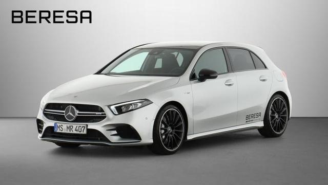 Mercedes-Benz A-Klasse - A 35 AMG 4M Designo Pano.-Dach LED Kamera PDC