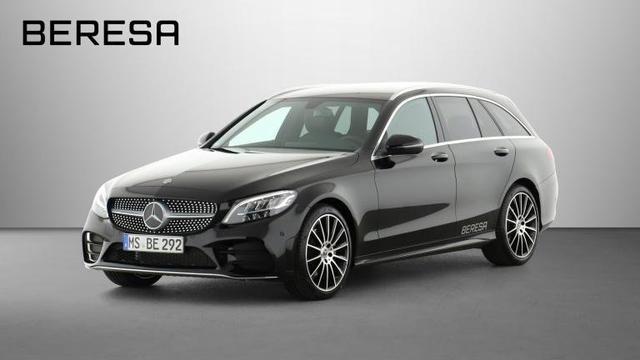 Mercedes-Benz C-Klasse - C 180 T AMG LED AHK Kamera Navi PDC