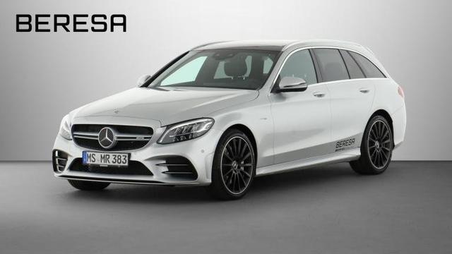 Mercedes-Benz C-Klasse C 43 AMG 4M Burmester Fahrassist. Pano.-Dach LED