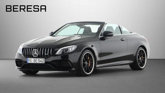 Mercedes-Benz C-Klasse C 63 AMG S Cabriolet Perf. Sitze Carbon Drivers