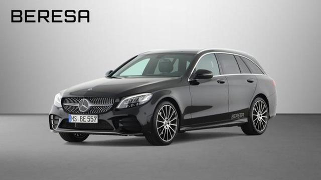 Mercedes-Benz C-Klasse C 180 AMG LED AHK Kamera Navi PDC