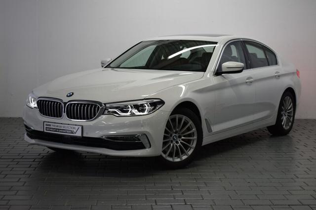 BMW 5er - 520i Limousine Luxury Line  Sonderleasing