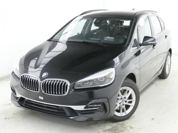 BMW 2er Active Tourer 218d Luxury Line Leder Navi HuD