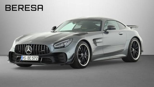 Mercedes-Benz AMG GT - R PRO Designo Burmester 3D Comand