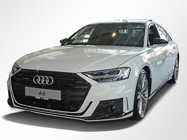 Audi A8 - 50 TDI quattro HD Matrix Standheizung ACC
