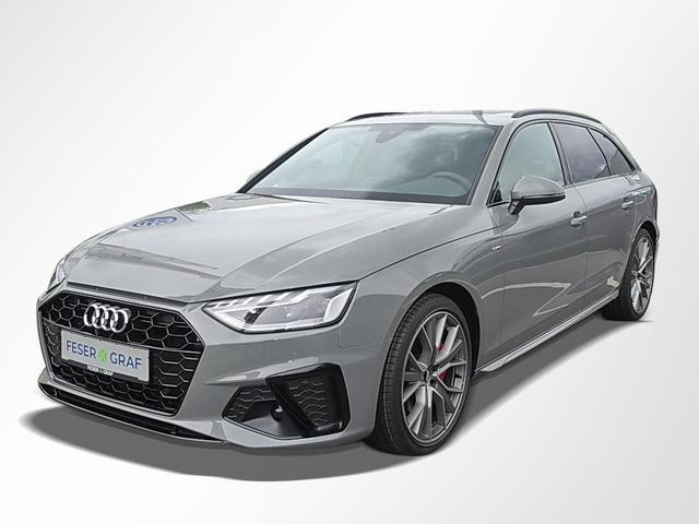 Audi A4 - Avant S line 40 TDI S-tron LED AHK PANORAMA