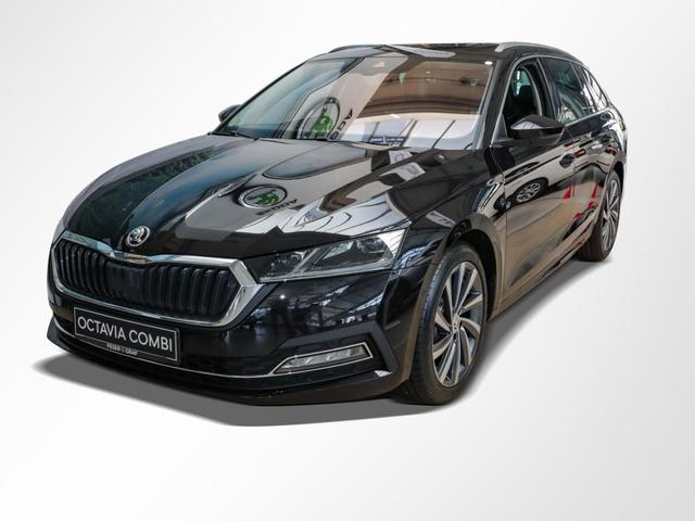 Skoda Octavia - COMBI FIRST EDITION 1,5 TSI  DAB  LED