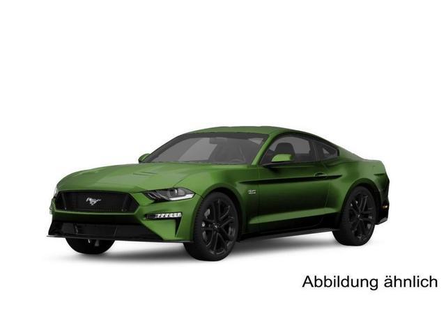 Ford Mustang - Fastback 5.0 Ti-VCT V8 BULLITT 338 kW, 2-türig