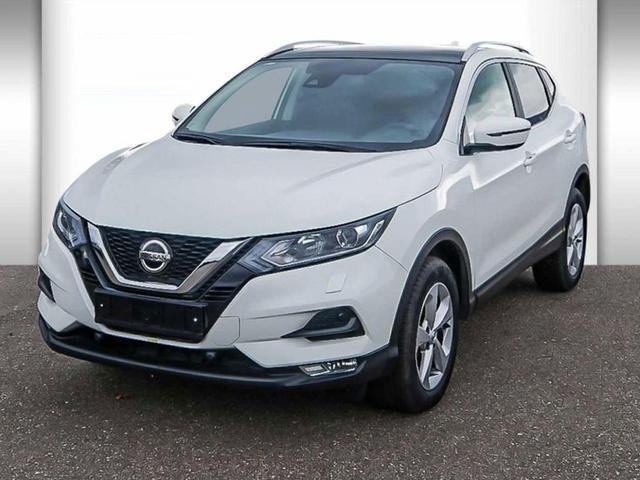 Nissan Qashqai - 1.3 DIG-T Shiro Navi, Kamera, Sitzheizung   Aktion bis 31.12.2020