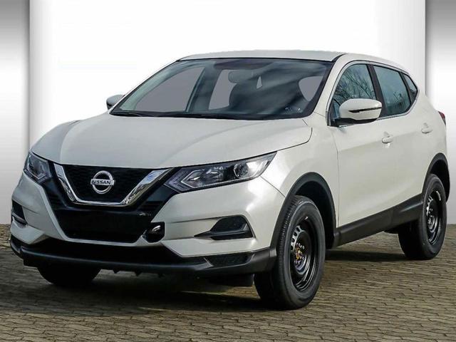 Nissan Qashqai - VISIA Klima, el. Fenster, Zentralverriegelung   sofort verfügbar