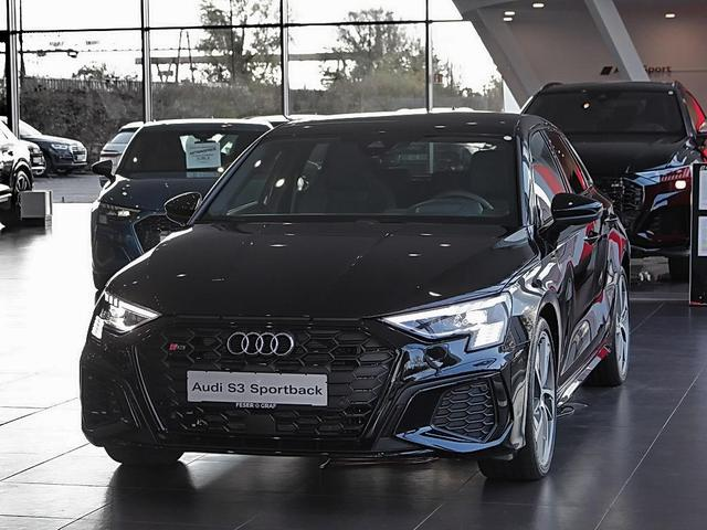 Audi S3 Sportback/Matrix/Pano/B&O/Navi+/HuD/Memory